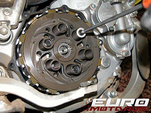 Suzuki RMZ 450 2010-2014 TSS Slipper Clutch Anti-Hopping Race-tec