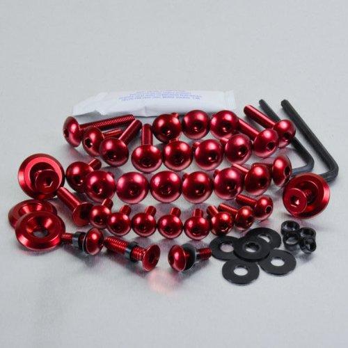 Aluminium Body Panel Kit Suzuki RMZ 450 Red