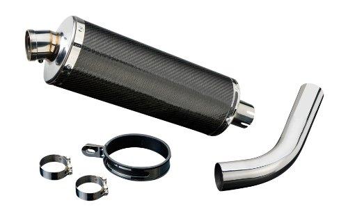 Honda VFR800X Crossrunner 14 Carbon Oval Muffler Exhaust 11 12 13 14 15 16