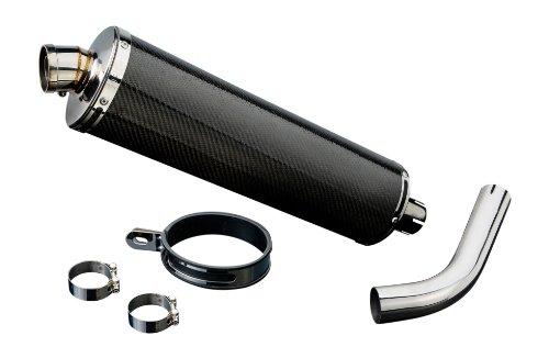 Honda VFR800X Crossrunner 18 Carbon Oval Muffler Exhaust 11 12 13 14 15 16