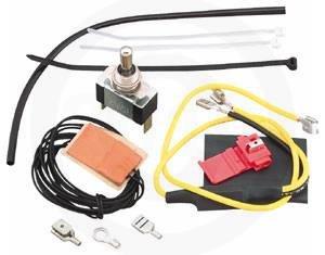 04-13 YAMAHA YFZ450 Symtec Heat Demon ATV Thumb Warmer