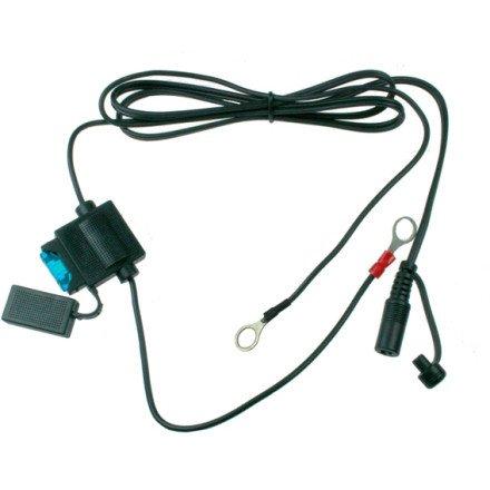 Symtec Heat Demons Battery Harness wFuse - Black