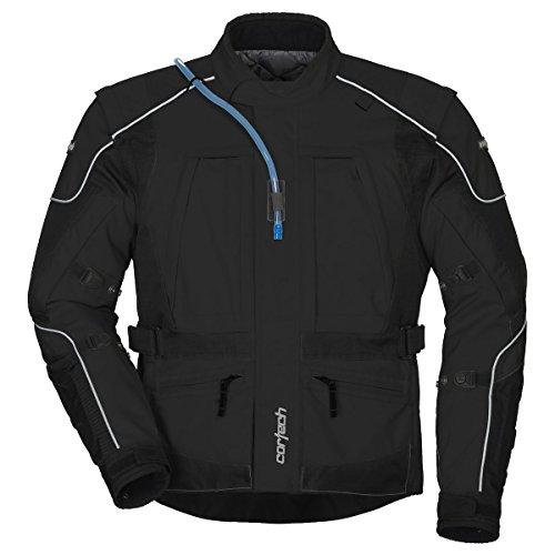 Cortech Mens Sequoia XC Adventure Touring JacketBlack 4X-Large 1 Pack