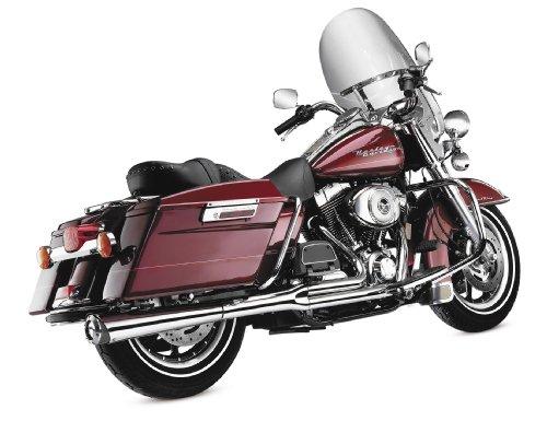 SuperTrapp 21 Supermegs Full System Exhaust for Harley Davidson - Harley Davidson FLH FLT 2010-2011