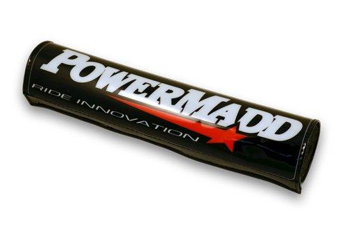 PowerMadd 44260 Black Handlebar Pad Cross Bar Style