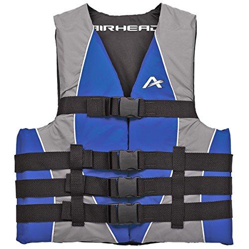 AIRHEAD Adult Closeed Sided Life Jacket Blue 2XL3XL 10010-06-A-BL