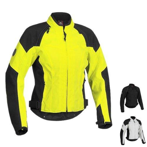 Contour Tex Jacket Manufacturer Firstgear CONTOUR TEX JKT DGLOBLK WMD