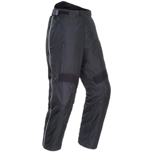 Tour Master Overpant Mens Textile Street Bike Racing Motorcycle Pants - Black  X-Large
