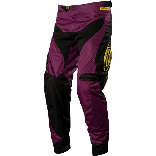 Troy Lee Designs SE Pro Bike Corse Mens BMX Racing Pants - Purple  Size 34