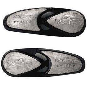Alpinestars Replacement Magnesium Toe Slider Set - --