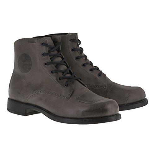 Alpinestars Twin Drystar Mens Street Motorcycle Shoes - Gray  115