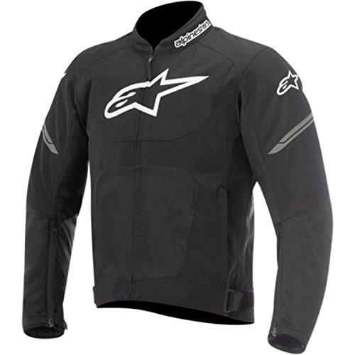 Alpinestars Viper Air Mens Street Motorcycle Jackets - Black  X-Large