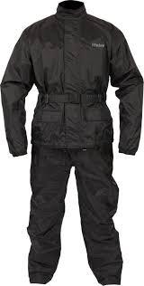 2-Piece Rain Suit - Weise Motorcycle Rain Suit XS