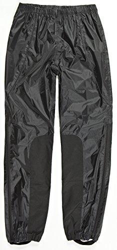 Joe Rocket Womens RS-2 Two-Piece Rain Suit - 1 DivaBlackBlack