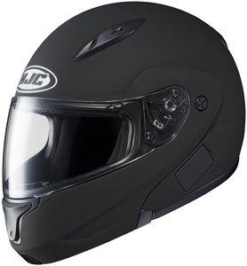 Hjc Cl-max Clmax Flip-up 2 Matte Black Size:4xl Motorcycle Full-face-helmet