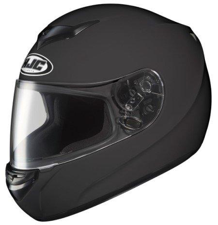 Hjc Cs-r2 Full-face Motorcycle Helmet (matte Black, X-large)
