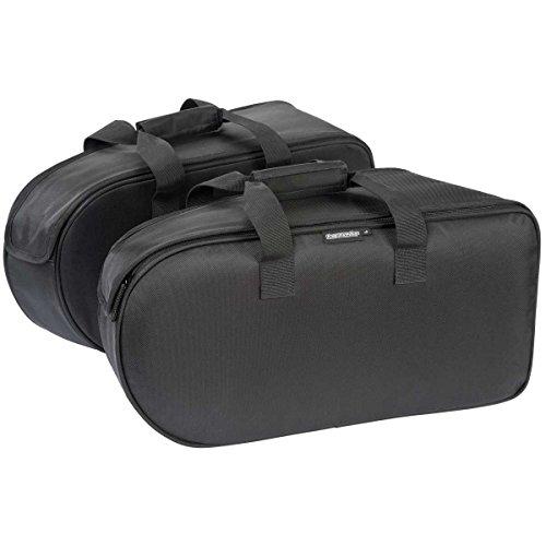 Tour Master Select Mens Saddlebag Liner Street Motorcycle Bag - Black  One Size