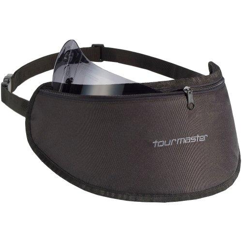 "Tour Master Select Visor Motorcycle Helmet Bag - Black  20"" L x 6"" W"