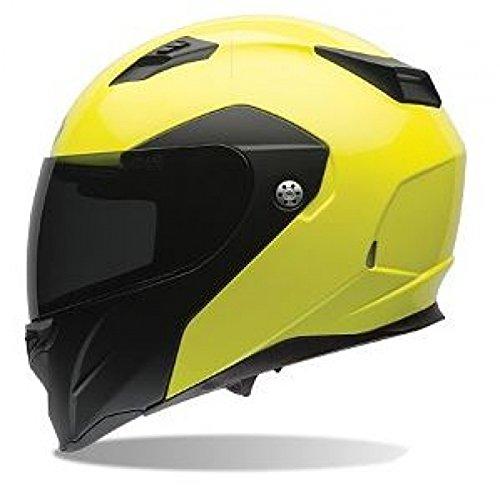 Bell Revolver Evo Optimus Hi-viz Matte/gloss Motorcycle Helmet Size Large