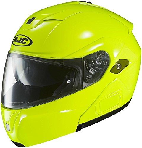 Hjc Helmets Sy-max 3 Helmet (hi-viz Yellow, Medium)