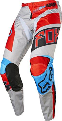 2017 Fox Racing 180 Falcon Pants-GreyRed-34