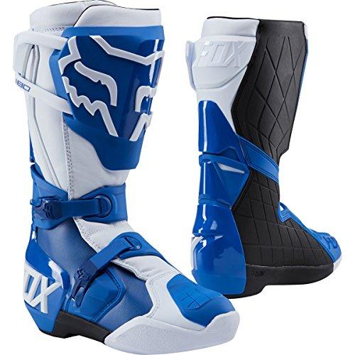 2018 Fox Racing 180 Boots-Blue-10