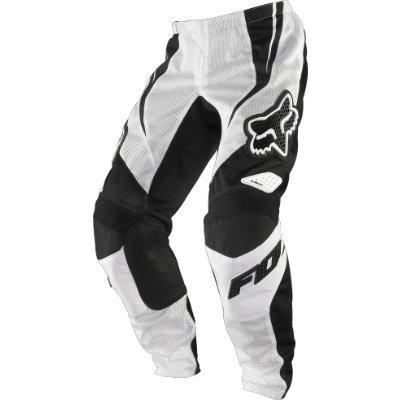 FOX 180 RACE YOUTH MXOFFROAD PANTS BLACK 24 USA