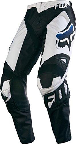 Fox Racing 180 Race Mens Off-Road Motorcycle Pants - Black  Size 28