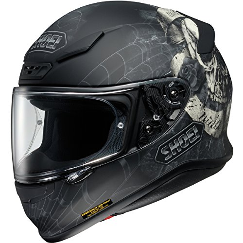 eabfa736 Shoei Brigand Rf-1200 Street Bike Racing Motorcycle Helmet – Tc-5 / Medium