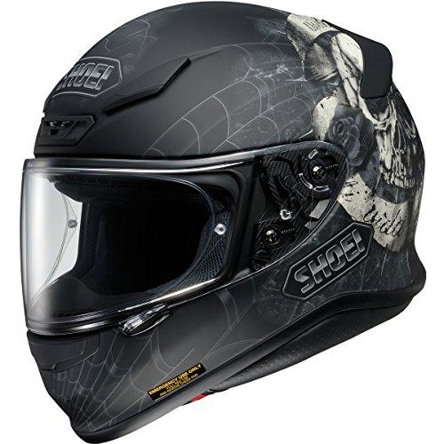 Shoei Brigand Rf-1200 Street Bike Racing Motorcycle Helmet - Tc-5 / Medium
