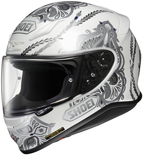 Shoei Women's Rf-1200 Duchess Helmet - Small/white