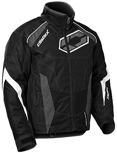 Castle X Platform G5 Mens Snowmobile Jacket - Black - LRG