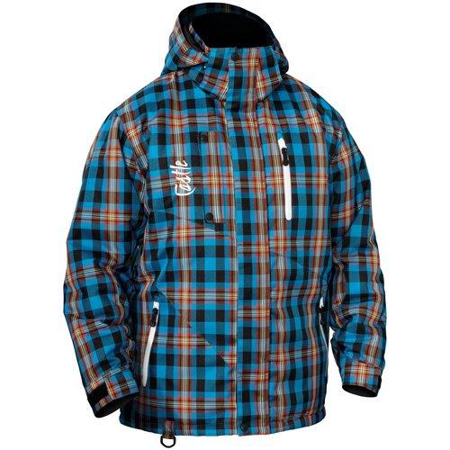 Castle X Racewear Core SE Mens Snowmobile Jacket Jethro XS