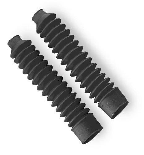 Daystar Fork Boots 58 Series - Black F00058BK04