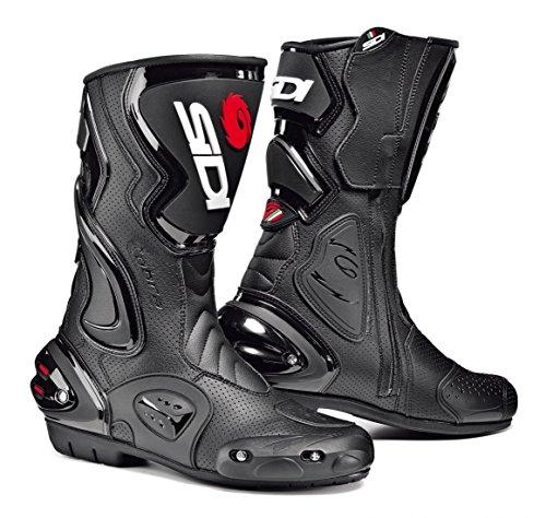 Sidi Cobra AIR Motorcycle Boots Black US7EU40 More Size Options