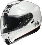 Shoei Gt-air Full Face Motorcycle Helmet Wanderer Tc-6 Medium M
