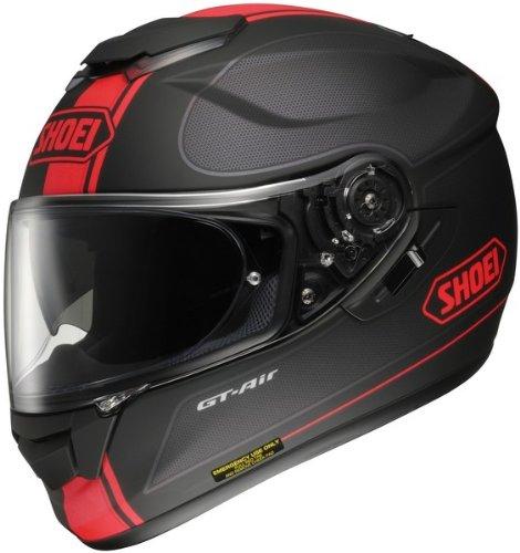 Shoei Gt-air Wanderer Tc-1 Size:med Full Face Motorcycle Helmet