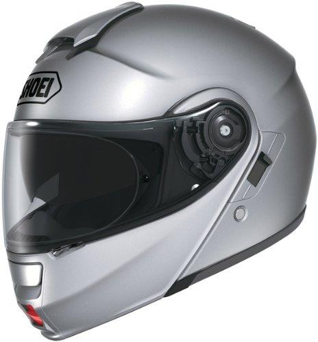 Shoei Neotec Light Silver Size:xxl Full Face Motorcycle Helmet