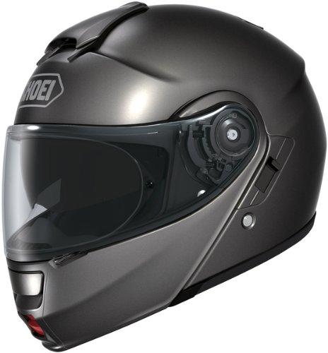 Shoei Neotec Matte Deep Gray Size:lrg Motorcycle Full-face-helmet