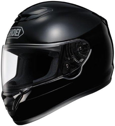 Shoei Qwest Black Size:med Motorcycle Full-face-helmet