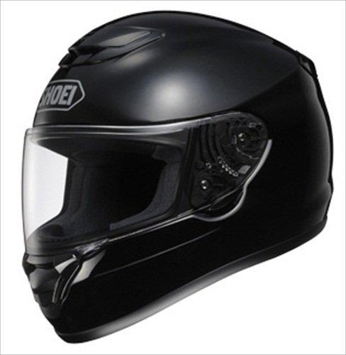 Shoei Qwest Full Face Motorcycle Helmet Black Extra Large Xl