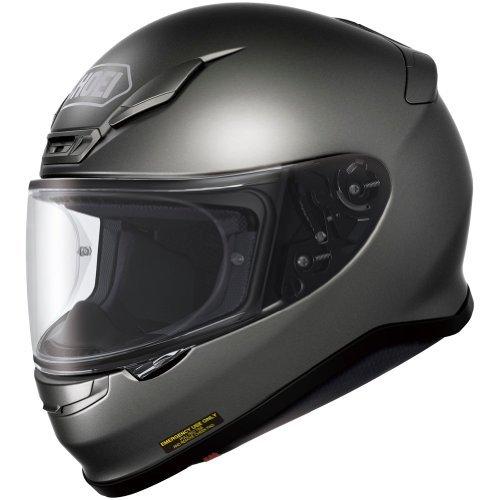 Shoei Rf-1200 Anthracite Metallic Full Face Helmet - 2x-large