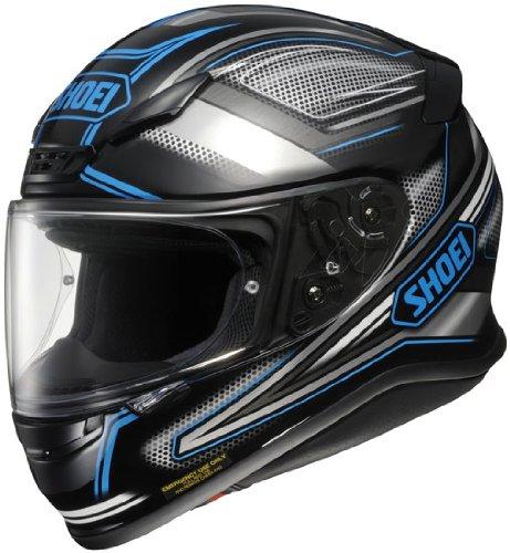 Shoei Rf-1200 Dominance Full Face Motorcycle Helmet - Tc-2 (large)