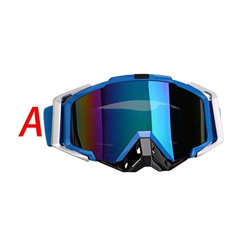 Racecraft Motocross Goggle ATV Masque motocross Motorcycle Glasses Racing Lunette Bike Gafas Sunglasses A