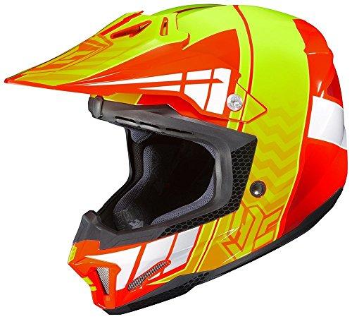 HJC CL-XY 2 Cross Up MC6 Youth Motocross Helmet - Small