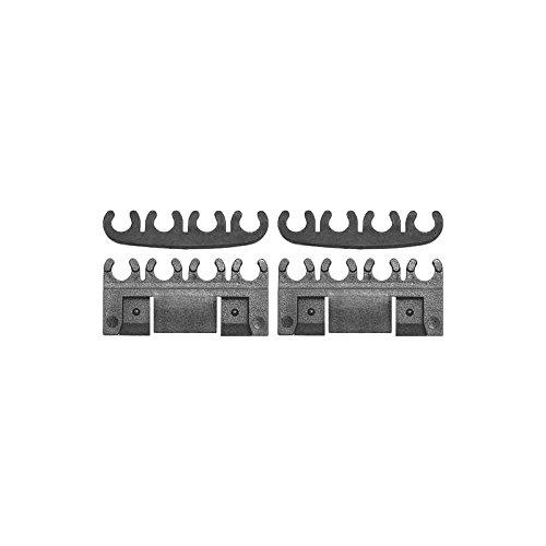MACs Auto Parts 49-28496 Spark Plug Wire Separator Set - 4 Pieces - V8 - Ford