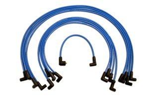 Mercruiser Marine Quick Strike Spark Plug Wire Set Model 57L Alpha 350V-8 1998-Up Serial 0L010037-Up Part 631-0004 OEM 18-8804-1 9-28001 816608Q61 816761Q3 see description
