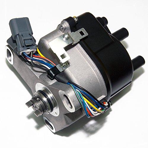 Brand New Compatible Ignition Distributor wCap Rotor TD-60U TD60U for 92-96 HONDA PRELUDE 22L JDM H22A DOHC VTEC OBD1 100-3117429 31-17429 84-17426