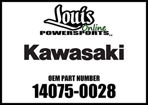Kawasaki 10-17 NINJA Z1000 Cap Assembly 14075-0028 New OEM