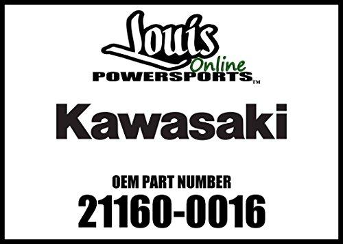Kawasaki 2012 W650 Cap Assembly Plug 21160-0016 New OEM